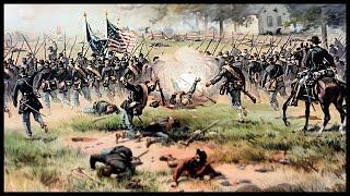 getlinkyoutube.com-100 000 Soldiers at the Battle of Antietam | Ultimate General Civil War Historical Battle Gameplay
