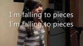 getlinkyoutube.com-Maddi Jane - Breakeven (Lyrics)