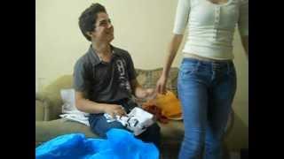 getlinkyoutube.com-Sorpresa de cumpleaños para mi novio ♥ Ideas Para Regalar || SHELSORADO  #SHELVAN