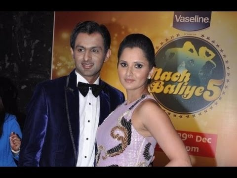 Sania And Shoaib To Dance In Nach Baliye 5