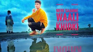 rajesh mahajan Dance on Mere Samne Wali Khidki Mein   song. width=