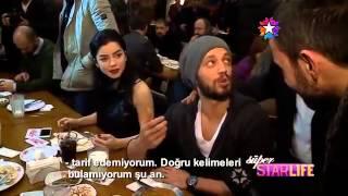MURAT BOZ KÜNEFE YERKEN STAR LİFE KAMERALARINA YAKALANDI !