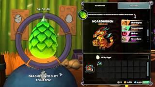 getlinkyoutube.com-Dungeon Defenders 2 getting legendary pet during example