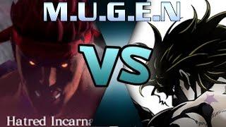 getlinkyoutube.com-M.U.G.E.N Shadow Dio vs Evil Ryu