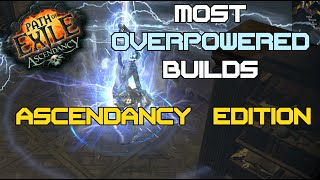 getlinkyoutube.com-Path of Exile 2.2 - Most Overpowered Meta Builds of Ascendancy and Perandus League