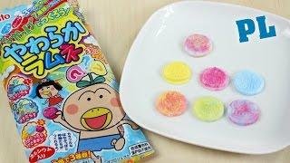Żelowe cukierki z proszku - JAPANA zjadam #72