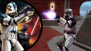 getlinkyoutube.com-Star Wars: Battlefront II- Corucant: Palpatine Office | Nedarb7's Side Mod | HD
