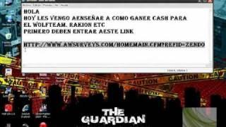 getlinkyoutube.com-Como ganar Cash para el Wolfteam , legal y sin Hacker.wmv