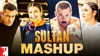 Mashup: Sultan   Vishal And Shekhar   Salman Khan   Anushka Sharma