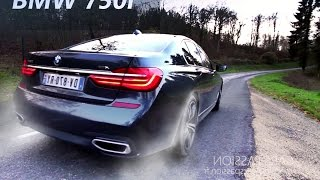 getlinkyoutube.com-Acceleration BMW 750i M sport 2016