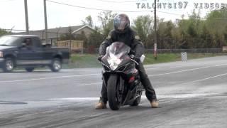 getlinkyoutube.com-Father & Son Nitrous GSXR 1000cc racing