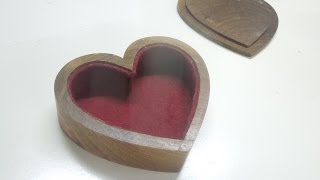getlinkyoutube.com-Heart-Shaped Bandsaw Boxes