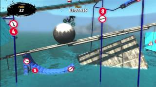 TRIALS EVOLUTION CUSTOM TRACK - WIPEOUT   (EP 6)