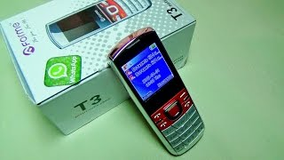 getlinkyoutube.com-Forme T3-супер компактный телефончик за 19$!/Forme T3 Super Mini