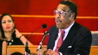 Rev. Samuel D Proctor Martin Luther King Day Speech 1995