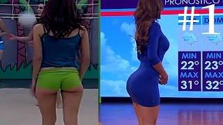 getlinkyoutube.com-Mexican Weather Girl Yanet Garcia HOT Compilation - 1