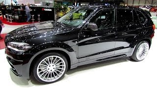 getlinkyoutube.com-2014 BMW X5 by Hamann - Exterior and Interior Walkaround - 2014 Geneva Motor Show