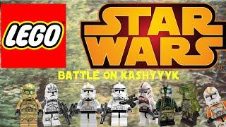 getlinkyoutube.com-LEGO Star Wars: Battle on Kashyyyk