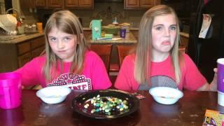getlinkyoutube.com-Avery and Acelyn get Bean Boozled