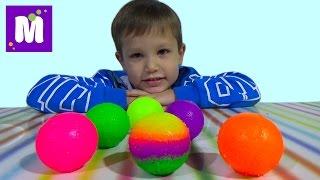 getlinkyoutube.com-Мэд леб попрыгунчики набор делать мячики самим Mad Lab ball unboxing set