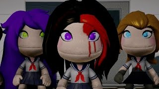 getlinkyoutube.com-LittleBigPlanet 3 - Yandere 2 - LBP3 Animation