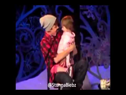 Justin e Jazmyn Bieber - Legendado