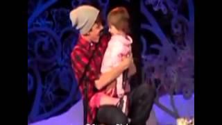 getlinkyoutube.com-Justin e Jazmyn Bieber - Legendado