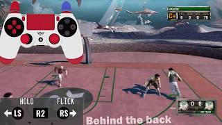 getlinkyoutube.com-NBA 2k16 Crossover 16 Cheese, Momentum Crossover, Dribble Moves Tutorial