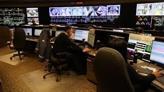 A look inside the TTC control room