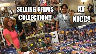 getlinkyoutube.com-Grim's Toy Show Ep 947: NJCC! WWE Mattel Wrestling figure collection sold by Heel Wife and Scalper!