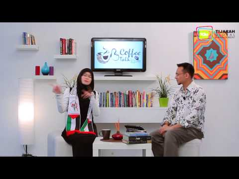 Coffee Talk | Sehari di bumi Gaza - Heliza Helmi