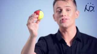 How to choose your juggling props, ball selection