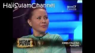 Ibu Vicky Prasetyo Marah di Sindir Deddy Corbuzier - Hitam Putih 10...