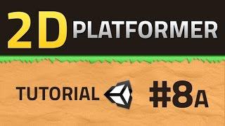 getlinkyoutube.com-8A. How to make a 2D Platformer - SHOOTING - Unity Tutorial