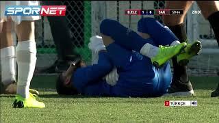 Elazığspor-Sakaryaspor maç özeti