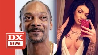 Snoop Dogg Allegedly Cheated On Wife With Celina Powell & She Has Proof width=