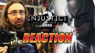 getlinkyoutube.com-MAX REACTS: Injustice 2 New Trailer & Characters!