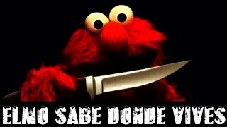getlinkyoutube.com-Elmo Sabe Donde Vives - Creepypasta