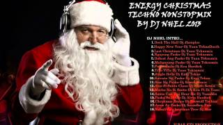 getlinkyoutube.com-Energy Christmas Techno NonstopMix By Dj Nhel 2014