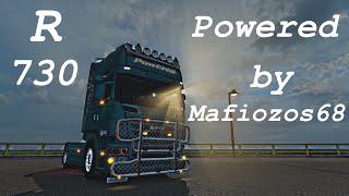 getlinkyoutube.com-Greek Euro Truck Sim 2-Scania R 730 Powered by Mafiozos 68