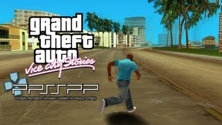 getlinkyoutube.com-GTA Vice City Stories Gameplay [PPSSPP - PSP Emulator]