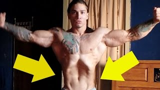 getlinkyoutube.com-3 EASY STEPS To Master The Stomach Vacuum In Less Then 5 Mins! (BODYBUILDING GUIDE)