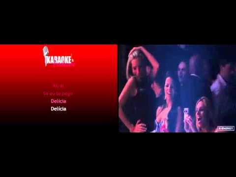 Michel Telo - Ai se eu te pego '' video + Karaoke ''