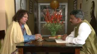 Akhilesh Jha in Conversation with Ustad Tari Khan: Remembering Mehdi Hassan Khansahab- Part1