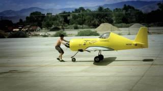 getlinkyoutube.com-Aerochia LT-1 : The First Flight