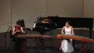 getlinkyoutube.com-古箏二重奏:彌度山歌 GuZheng Duet : Song of Midu Mountain
