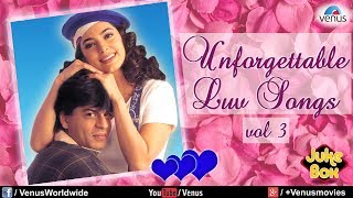 getlinkyoutube.com-Unforgettable Love Songs Vol.3 | Romantic Songs Audio Jukebox