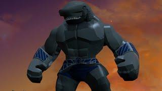 getlinkyoutube.com-LEGO BATMAN 3 - King Shark LORE & Gameplay DLC