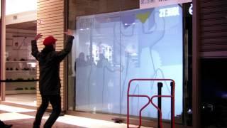 getlinkyoutube.com-Installation Interactive Kinect + Processing