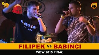getlinkyoutube.com-bitwa FILIPEK vs BABINCI # WBW 2015 Finał # freestyle battle
